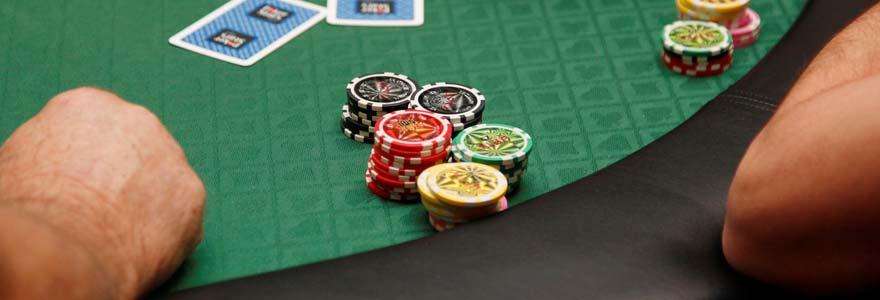 départ pré-flop au poker