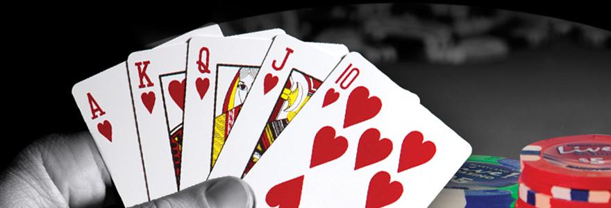 mains gagnantes au poker